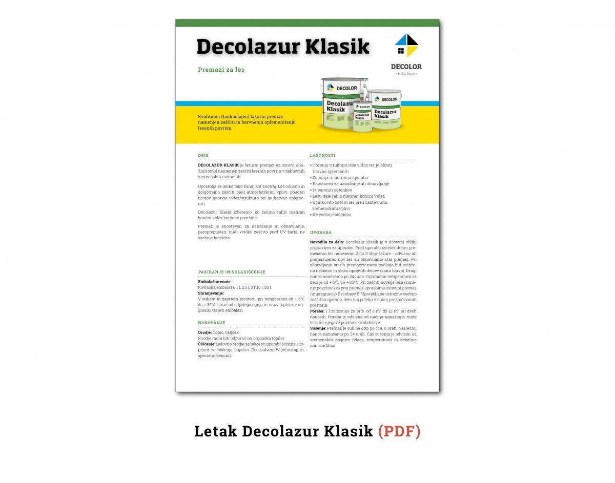 DecolazurKlasik