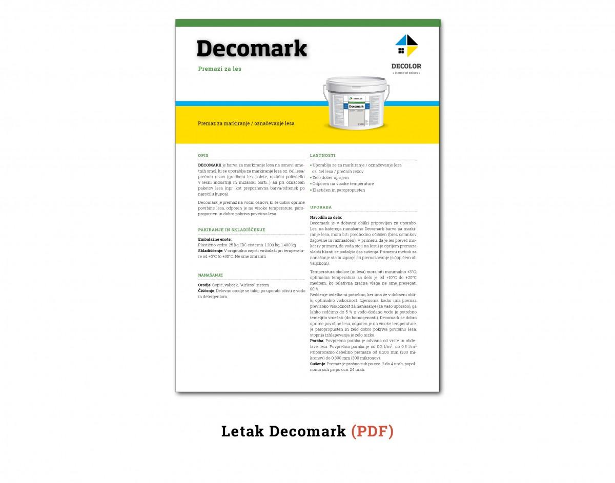 Decomark