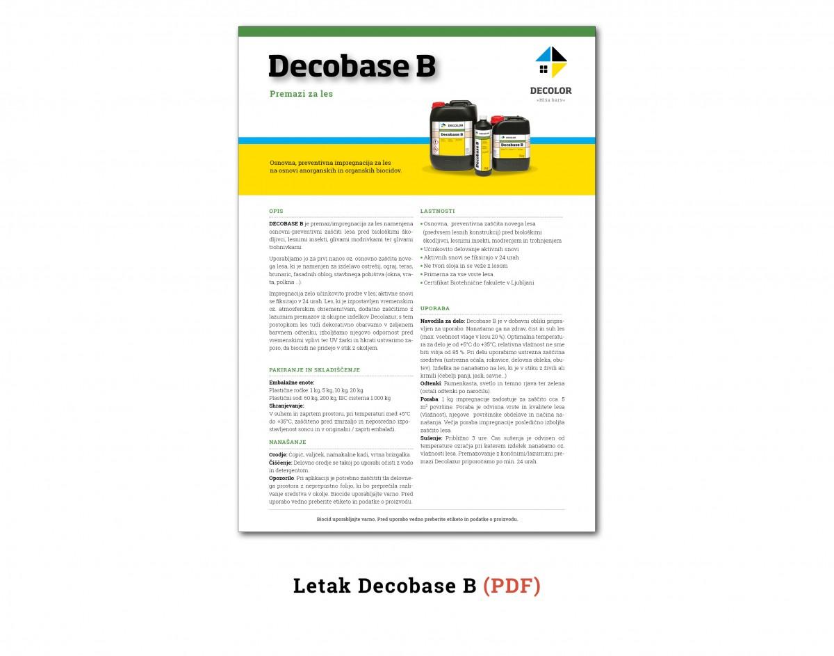 DecobaseB