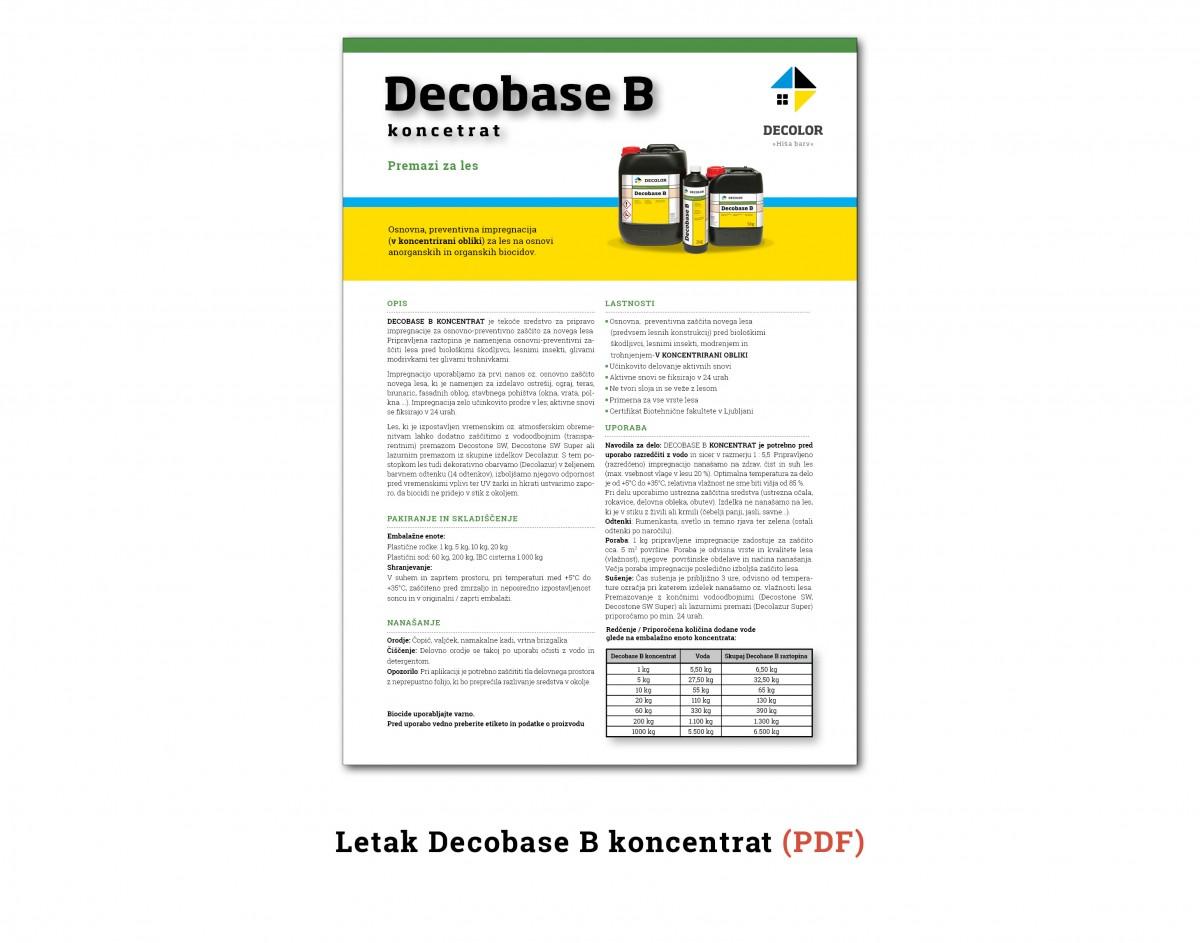 DecobaseBkoncentrat