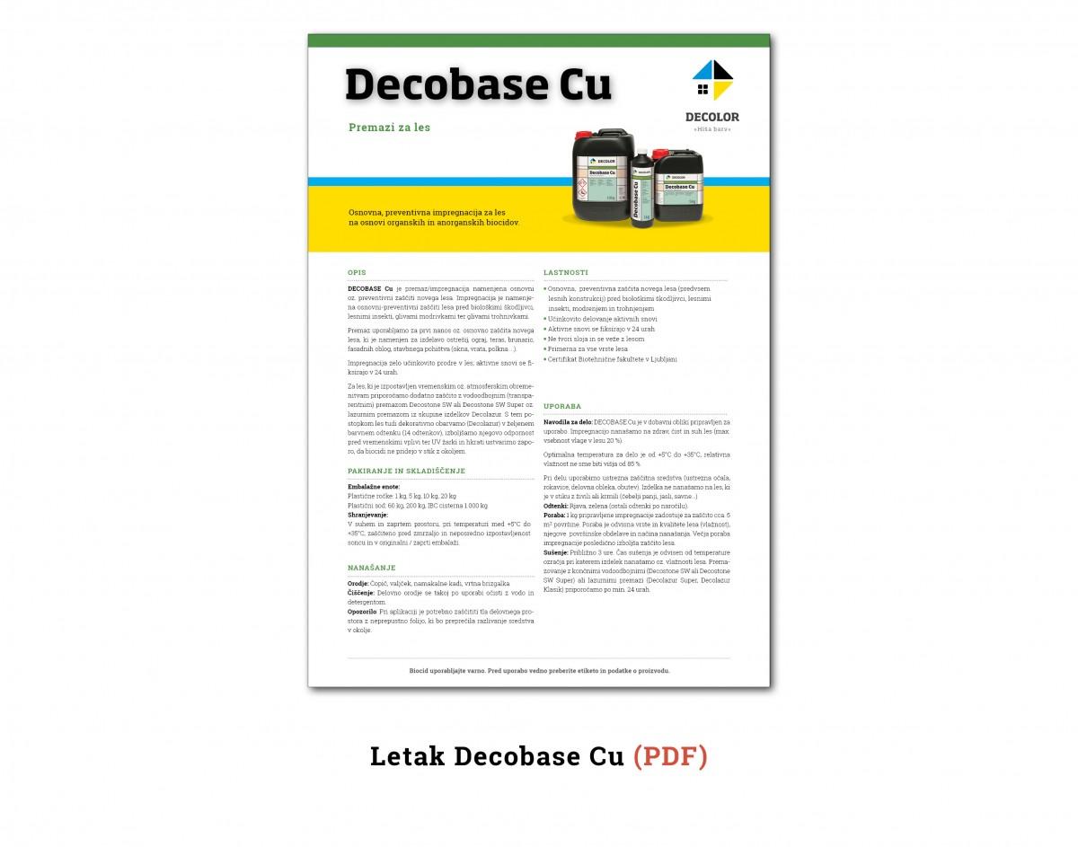 DecobaseCu