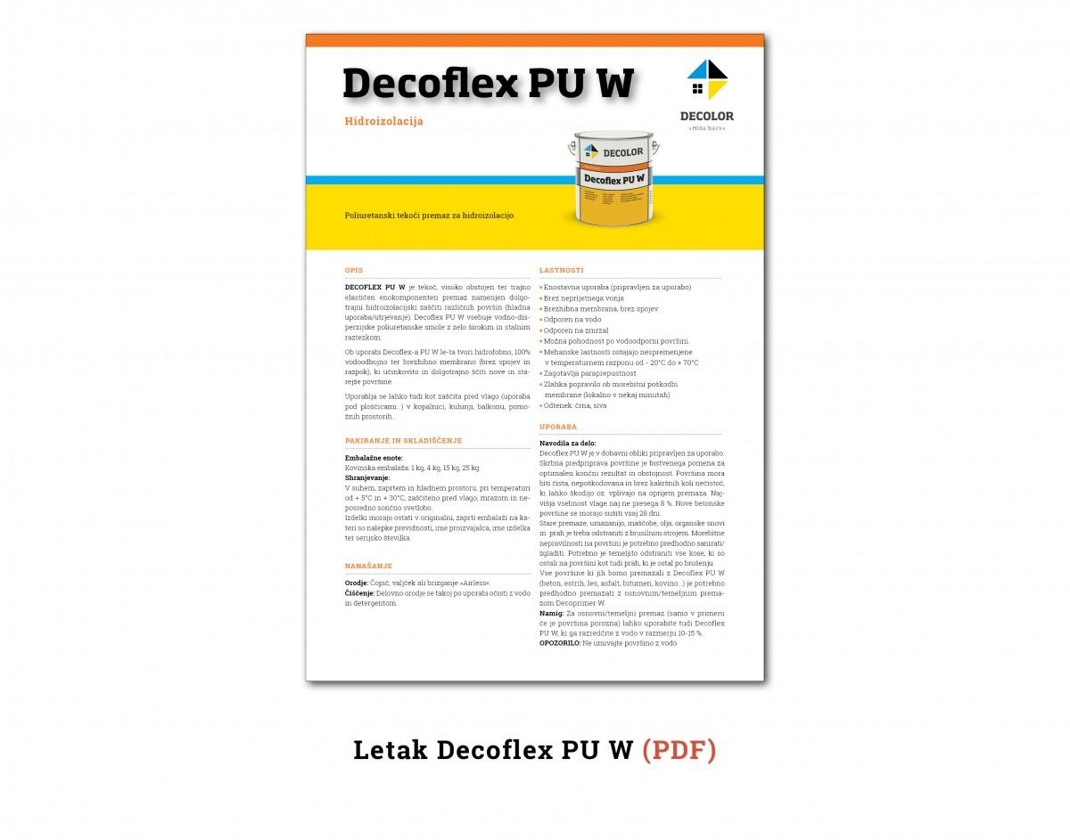 DecoflexPUW