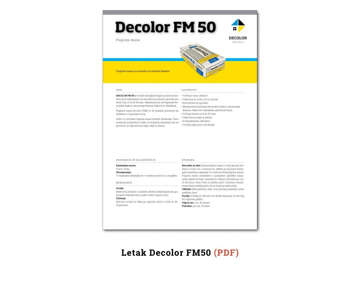DecolorFM50