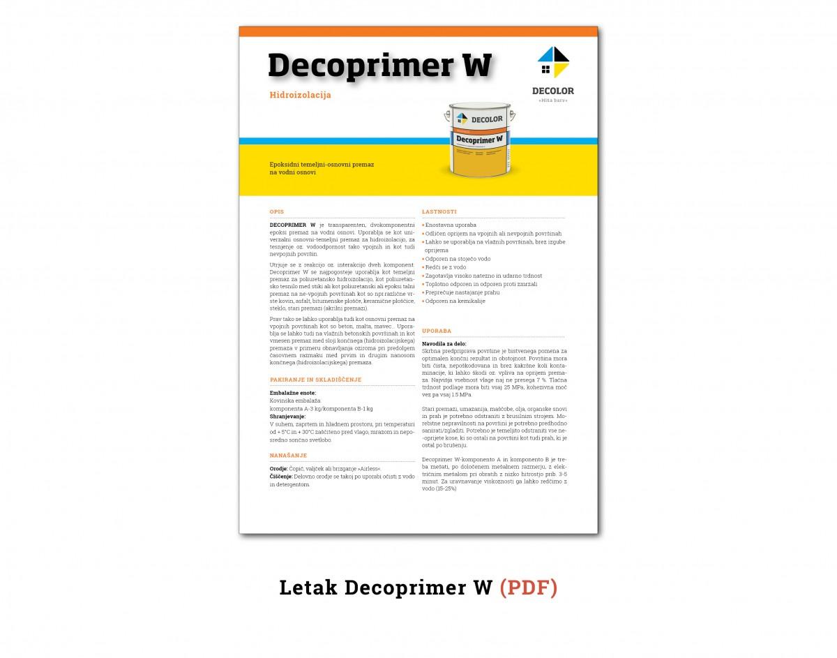 DecoprimerW