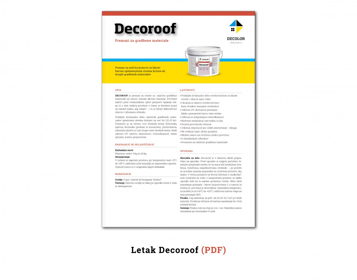 Decoroof